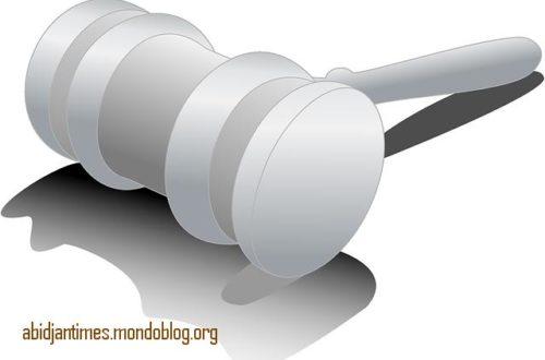 Article : JUSTICE: Petit glossaire juridiques