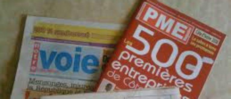 Article : Côte d'Ivoire: Une presse qui court dans tous les sens