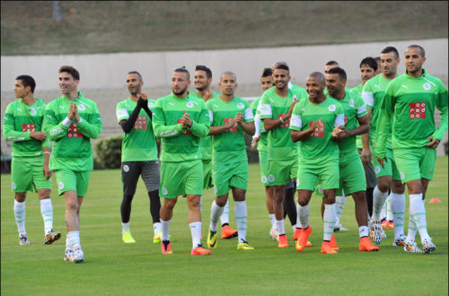Article : CAN 2015 Pourquoi l'Algérie ne l'a pas remporter.