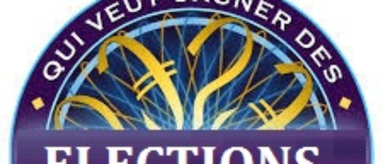 Article : Qui veut gagner les élections ?