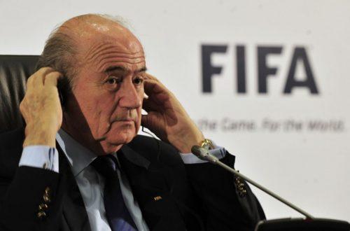 Article : Sepp Blatter : un papy très sympa