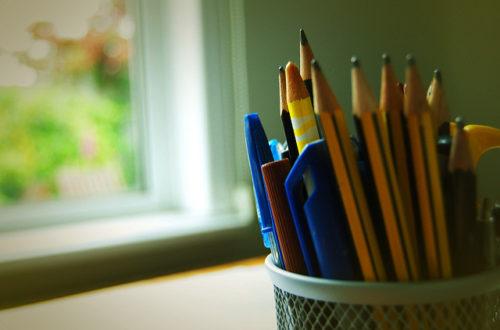 Article : Quelqu'un aurait-il un crayon à me passer?