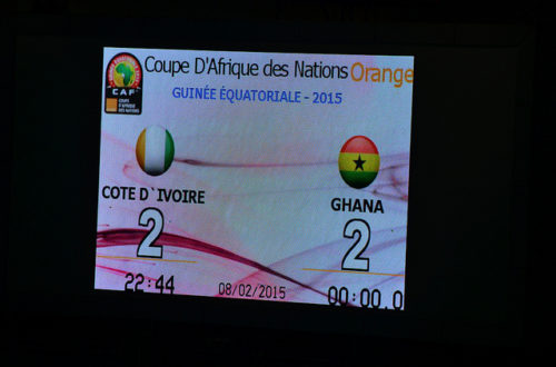 Article : #CAN2017 leçon 1: Comment annuler un match de football