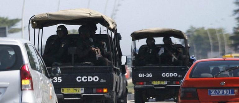 Article : Côte d'Ivoire: y'a rien à dire… l'armée veille sur nous