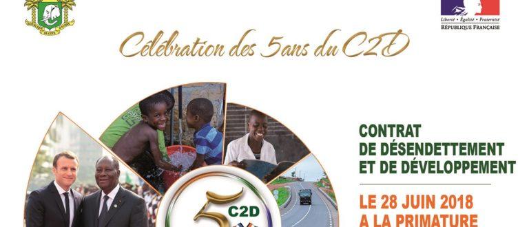 Article : La Côte d'Ivoire célèbre les 5 ans d'activité du C2D