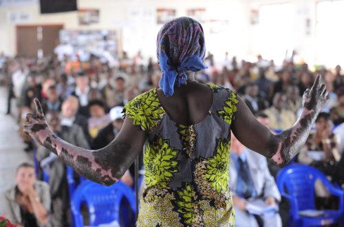 Article : Journée internationale des droits des femmes : je  veux m'adresser aux violeurs