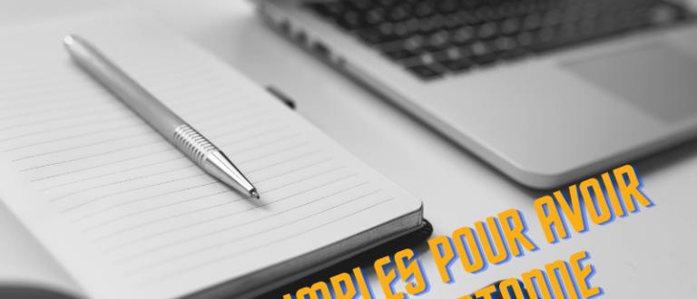 Article : Blog : 7 étapes pour cartonner.